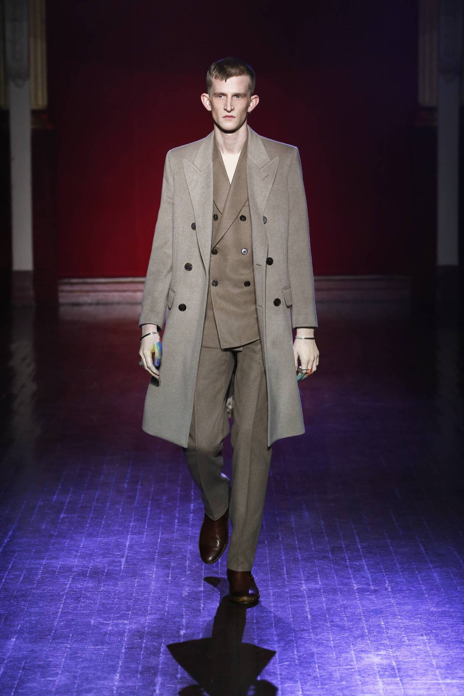 Maison Margiela Fall Winter 2015 16 Men S Collection The
