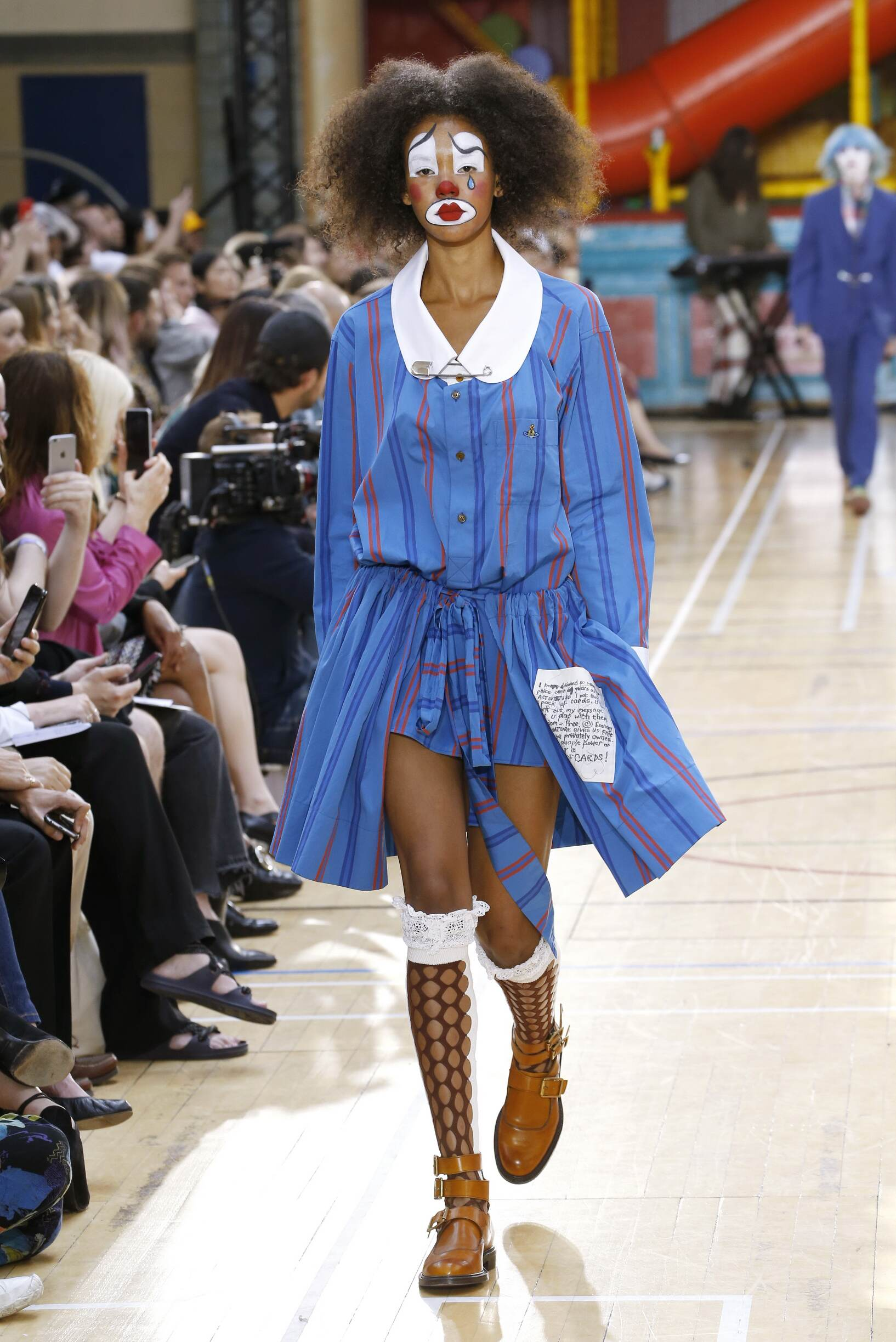 Alberta Ferretti Vivienne Westwood Spring Summer 2017-18 Collection | The