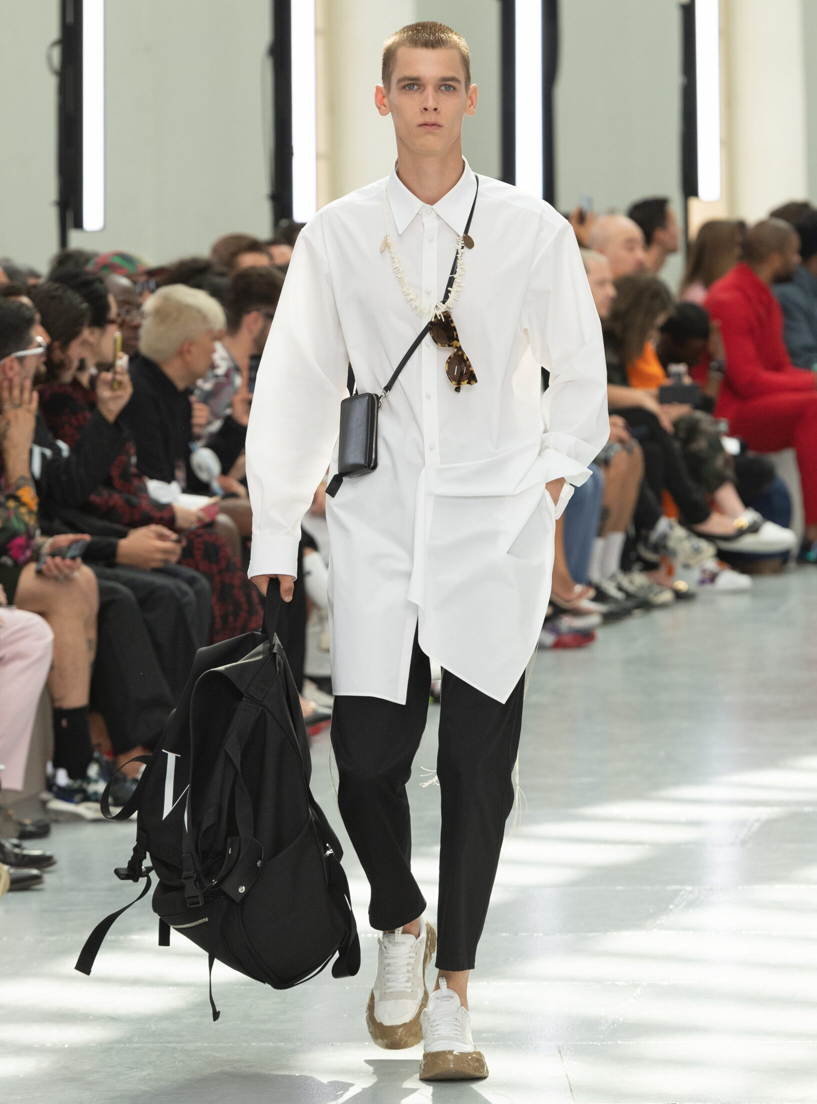 A Traveler Blog Valentino Spring Summer 2020 Men's Collection The Skinny