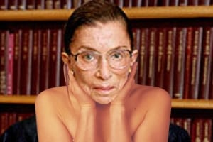 Justice Ginsburg to Pose for 'Women of the Supreme Court' Calendar