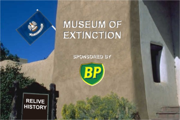 BP to Build Museum Dedicated to Species It Destroyed