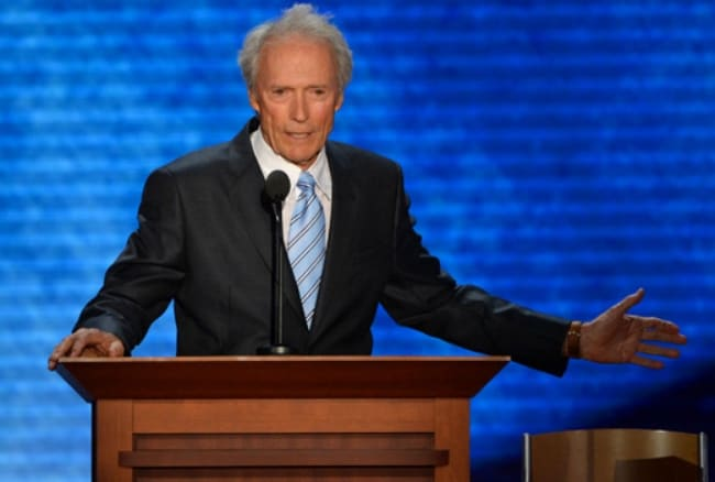 Clint Eastwood Pays Tribute to Ronald Reagan's Alzheimer's Disease