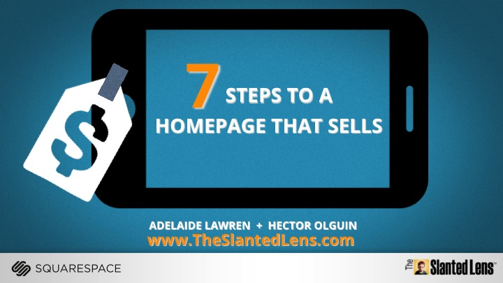 7 Steps to a Homepage That Sells