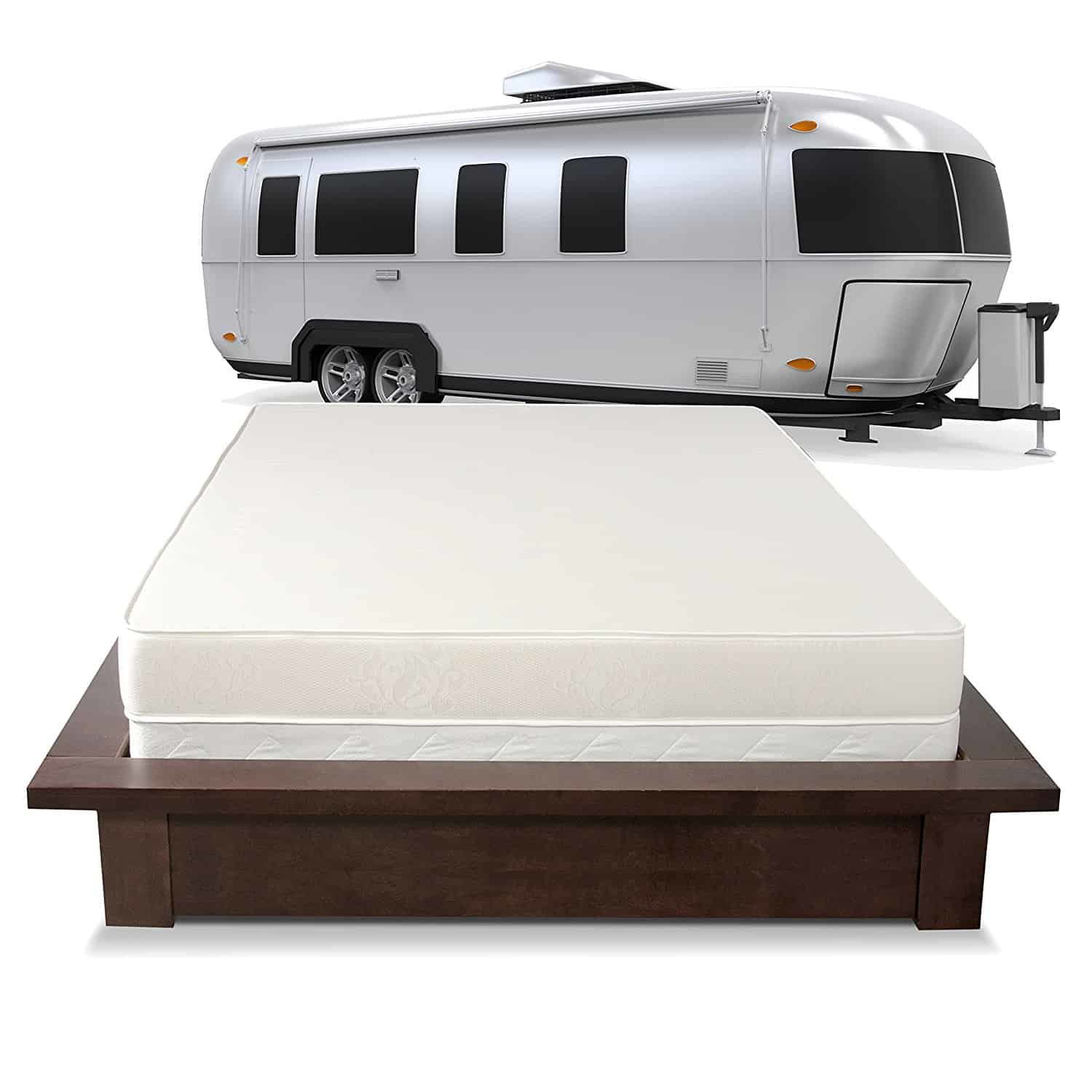 5 Inch Mattress Topper Rv Mattress Sizes Types And Places To Buy Them The Sleep Judge