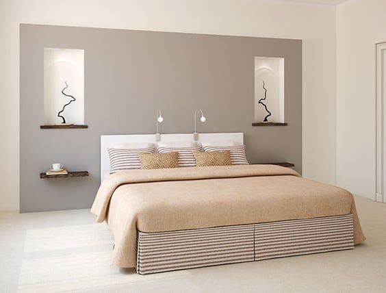 Schlafzimmer Einrichten Mit Schräge 64 Grey Bedroom Ideas And Design - With Pictures | The