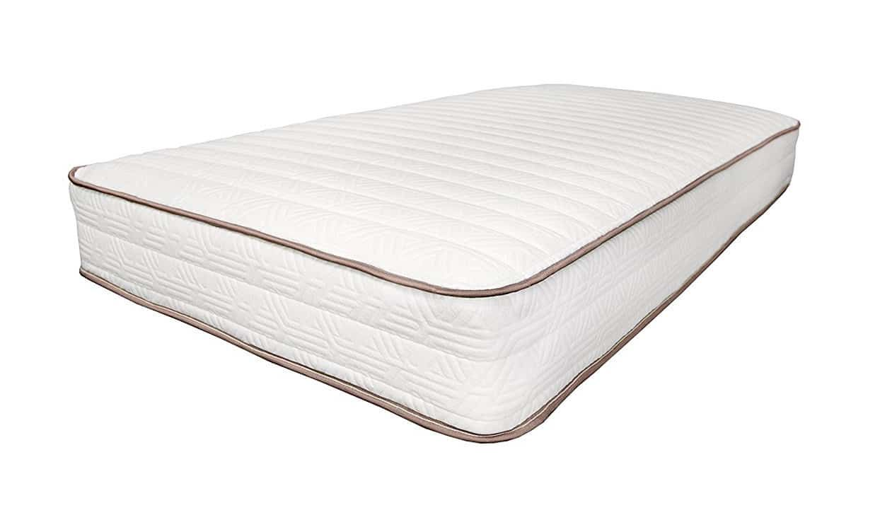 Used Twin Mattress For Sale Best Organic Mattress Reviews 2019 The Sleep Judge