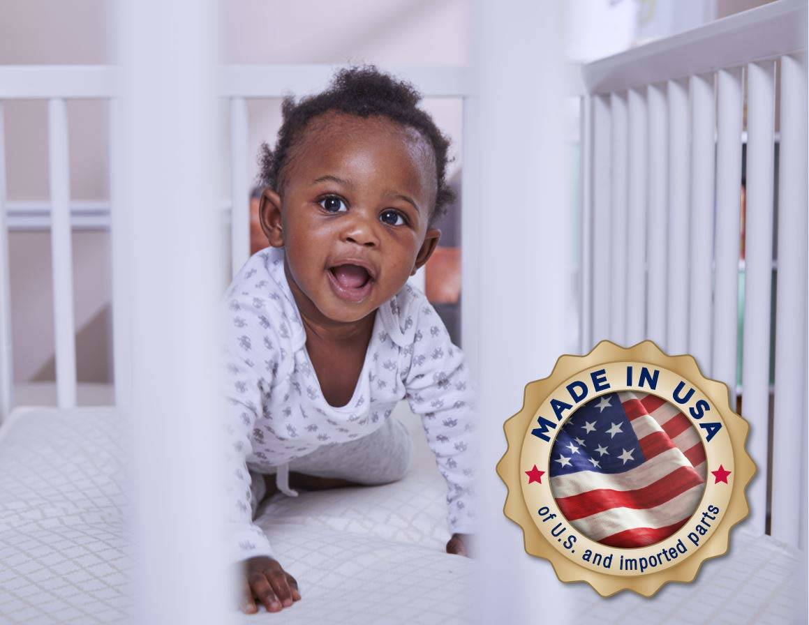 Toddler Mattress Vs Baby Mattress Our Sealy Double Sided Crib Mattress Review The Sleep Judge