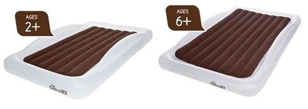 The Shrunks Tuckaire Toddler Airbed 1 Year Of Testing