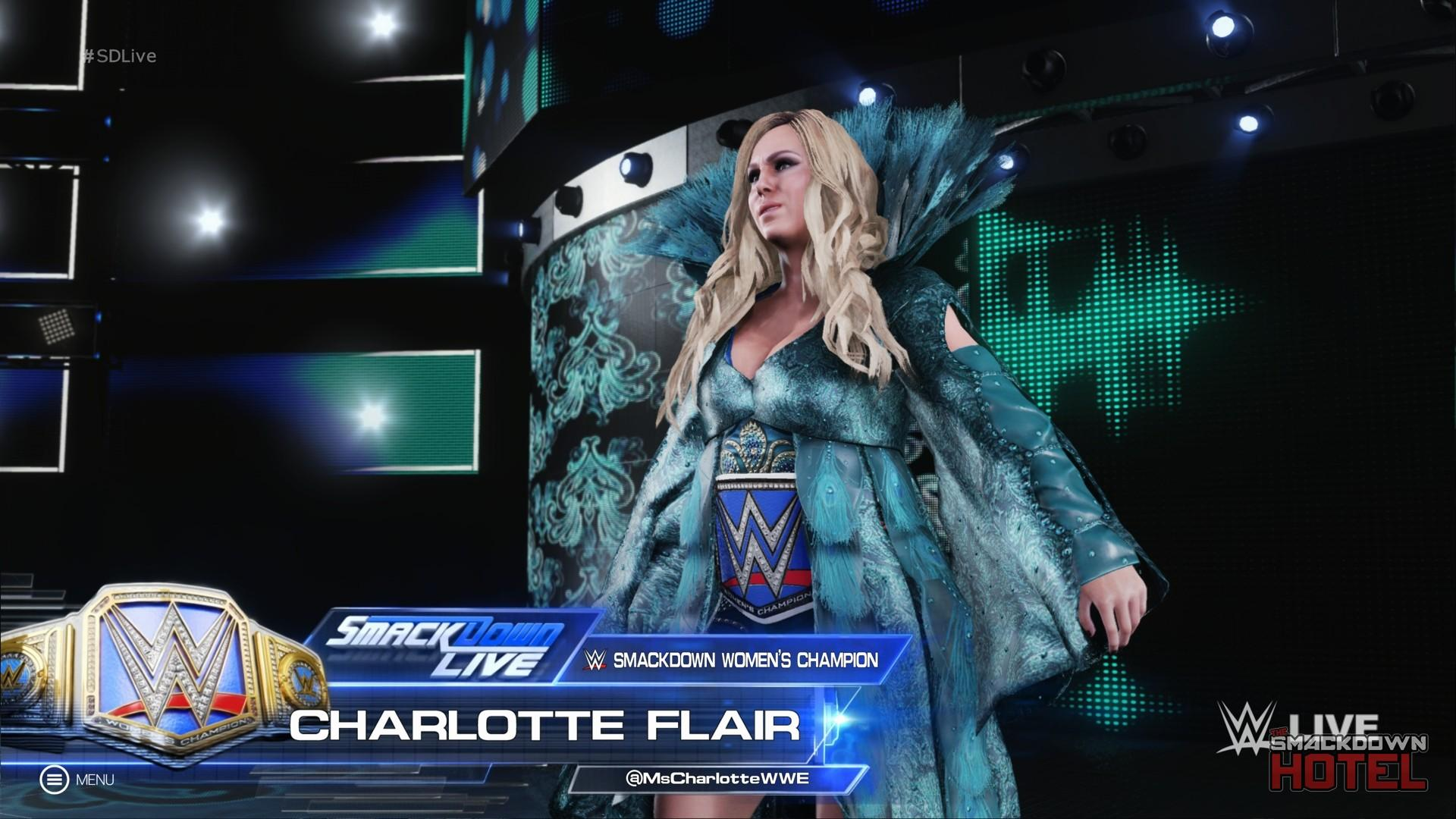 Wwe Songs Charlotte Flair - Wwe 2k19 - Roster