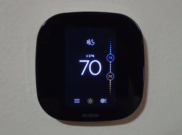 ecobee Review The Best Smart Thermostat For Complete Control