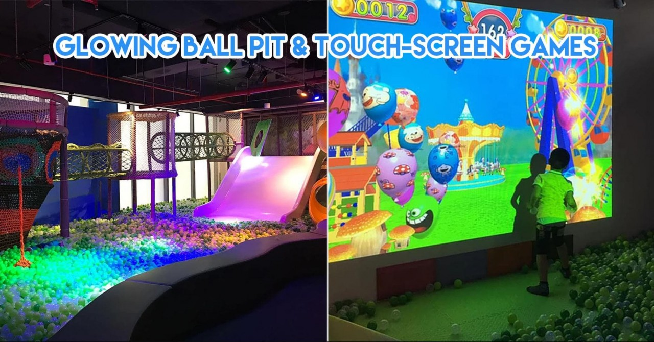 Big W Sand Pit 7 Indoor Play Areas At Malls In Singapore To Drop Your Kids At