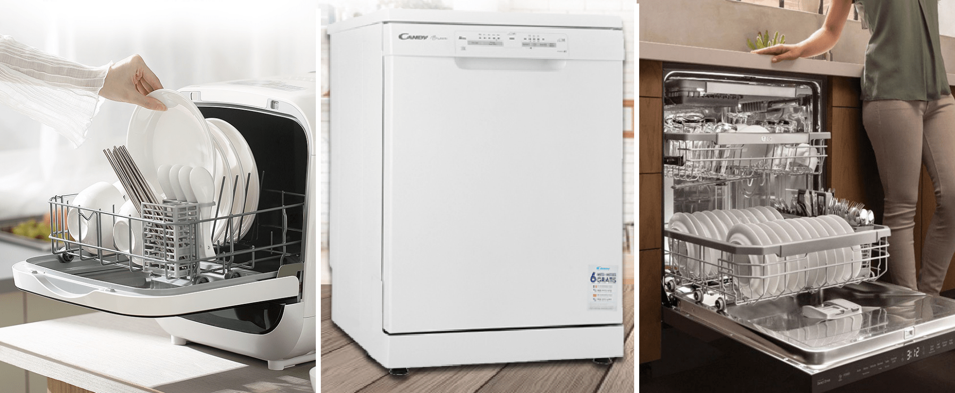 9 Best Affordable Dishwashers In Singapore To Help You Clear Dishes After Dinner Without Scrubbing For Ages