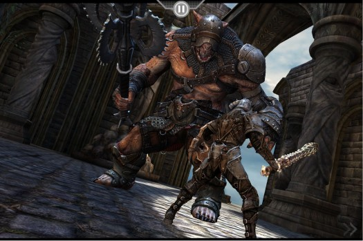 Infinity Blade2 Infinity Blade Released on December 9th screenshot