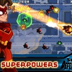 Sky Defenders iPhone Review screenshot