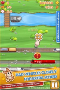 Bunny Run iPhone Review 200x300 iPhone Mini App Review   Bunny Run screenshot