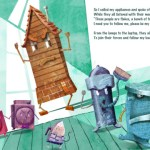 The House That Went On Strike iPad Review  screenshot