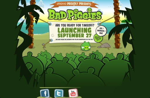 20120904 232235 New From Rovio: Bad Piggies screenshot