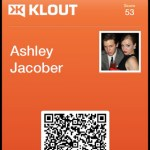 Klout Screen 2