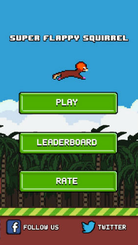 screen568x568 Super Flappy Squirrel Android Review screenshot