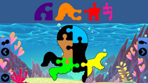 101animalpuzzlesiphone 101 Animal Puzzles for Kids iPhone Review screenshot