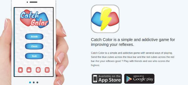 catch colour featured