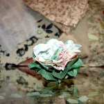 Flores reciclando