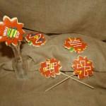 galletas decoradas mexicanas