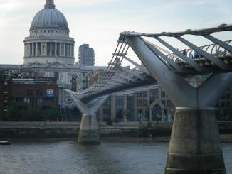 London is one destination where students can study abroad.
