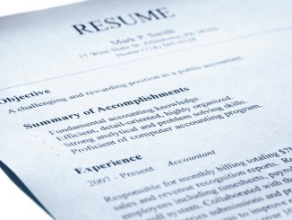 A resume should be a representation of everything you have accomplished at work and in school.