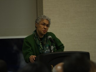 Patricia Hill-Collins speaks about youth and black activism.