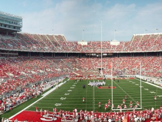 Stadium of the Ohio State Buckeyes. Photo courtesy of Wikipedia.