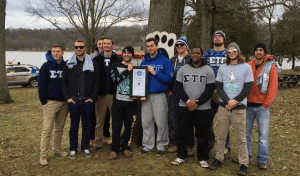 Sigma Tau Gamma commits itself to being a charitable fraternity. Photo courtesy of Will McGrorty.