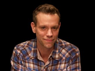"Adam Pascal stars in ""Something Rotten"" currently on Broadway. (Photo Courtesy of LancasterOnline.com)"