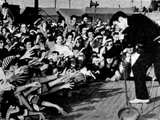 Elvis Presley brought new influences in music to American pop culture during the 20th century (Photo courtesy of Wikipedia).