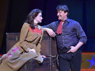 "Catch ""Annie Get Your Gun"" at the Fulton Theater until February 19th. (Photo Courtesy of lancasteronline.com)"