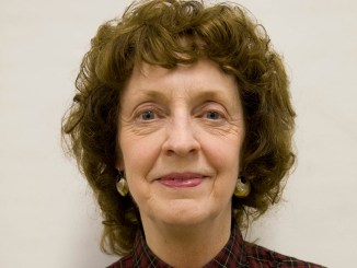Susan Luek is one of the leading professors who helped to shape the psychology department. Photo Courtesy of Millersville University.