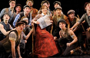 """Newsies"" depicts the life of newsboys during the 1899 Newsboys Strike in New York. (Photo Courtesy of thedisneyblog.com)"