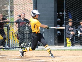 A week after throwing back-to-back perfect games, the Marauders get swept by Kutztown. (Photo courtesy of MU Athletics)