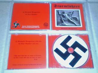 Craig Pillard's side band, Sturmfuhrer, has a controversial look to them.