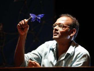 Ramesh Meyyappan in Butterfly