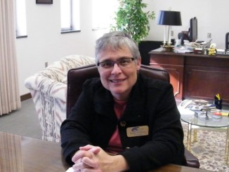Dr. Karen Whitney was the previous president of Clarion University. Photo courtesy of ExploreClarion