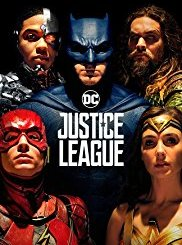 The Justice League Movie Poster