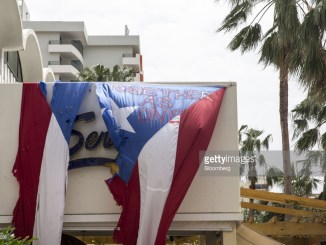 Puerto Rico stays strong in face of devastating hurricane (Image Courtesy of Getty Images)