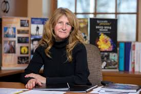 Robin Zaremski has been promoted from interim to permanent director of the Winter and Ware Centers at Millersville University. (Photo courtesy of Lancaster Online)
