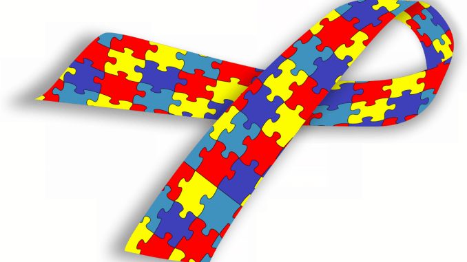 The Symbol For Autism Image Collections Symbol Text Art