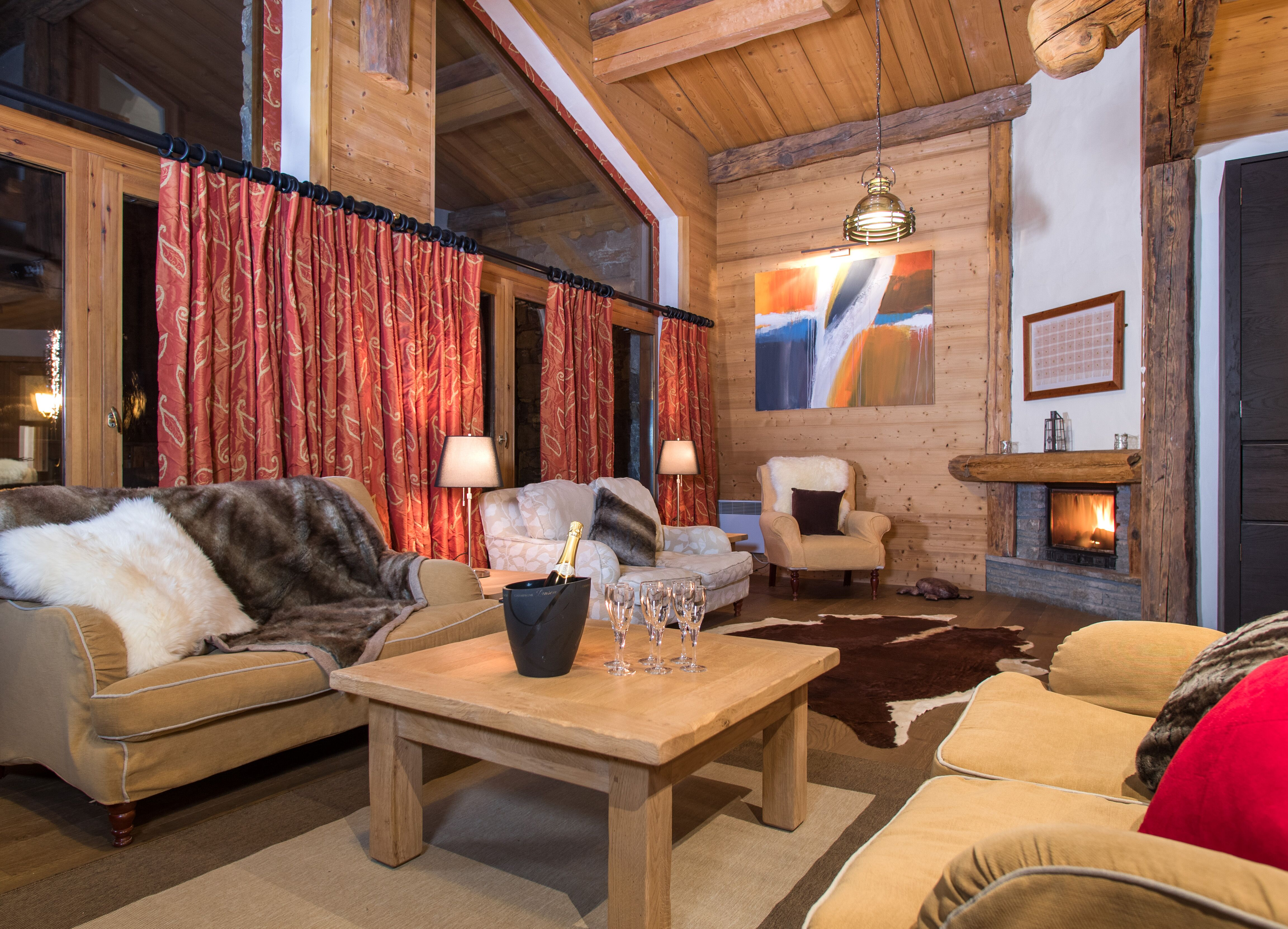 The Farmhouse Val D Isere Bellevarde Lodges Val D Isere The Snowco