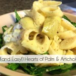 Quick & Easy: Hearts of Palm and Artichoke Salad