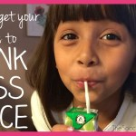 How to get Your Kids to Drink Less Fruit Juice