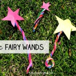 Magic Fairy Wands – Easy Kid's Pipe Cleaner Craft