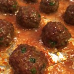 Korean Beef Bulgogi Meatballs